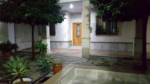 puerta principal de ofecum
