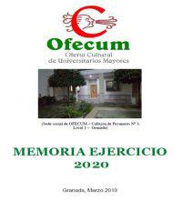 memoria ejercicio 2020
